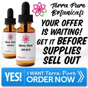 TerraPure CBD Oil